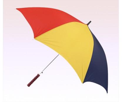 Personalized Auto Open Straight Umbrellas