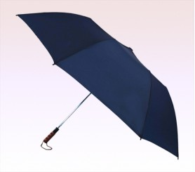 58 Inch Arc Custom 2 Fold Large Auto Open Umbrellas