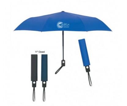 43 inch Auto Open/Close Custom Logo Umbrellas w/ 3 Colors