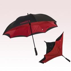 48 Inch Arc Promotional Logo Rebel Umbrellas