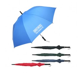 54 Inch Arc Lockwood Auto Open Golf Umbrellas