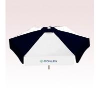 7 Ft Promotional Aluminum/Fiberglass Patio Umbrella With Valances