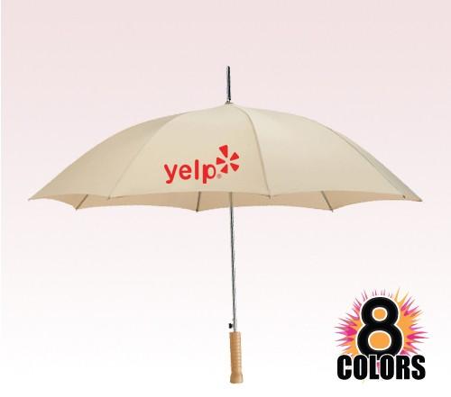 48 Inch Arc Custom Steel Fashion Umbrella