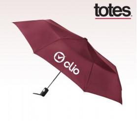 Customized Totes Auto Open Folding Umbrellas