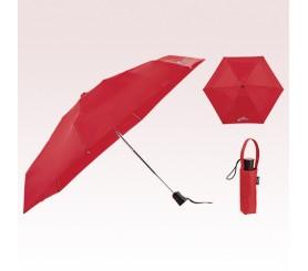 38 Inch Arc Custom Printed Totes 4 Fold Auto Open/Close Umbrellas