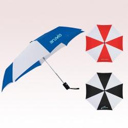 42 Inch Arc Promotional Logo Cutter & Buck Auto Open/Close Umbrellas