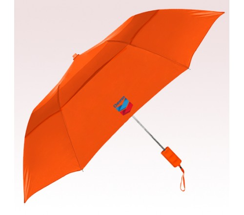 42 Inch Arc Promotional Vented Windproof Umbrellas
