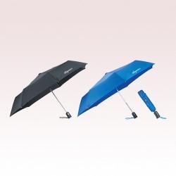 44 Inch Arc Custom Printed Totes SunGuard Auto Open/Close Umbrellas