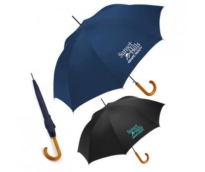 How Custom Umbrellas Double up as Team Spirit Items