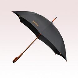 48 Inch Arc Personalized EcoSmart Auto Open Stick Umbrellas