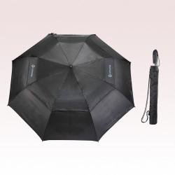 58 Inch Arc Custom Imprinted High Sierra Auto Open Maxx Umbrellas