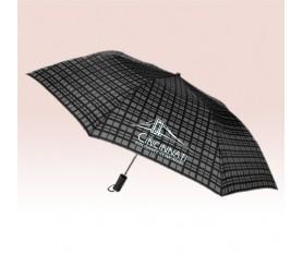 44 Inch Auto Open Customized Umbrellas w/ 5 Colors