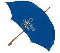 48 Inch Arc Customized Executive Umbrellas w/ 5 Colors