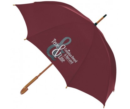 Customized Executive Umbrellas w/ 5 Colors
