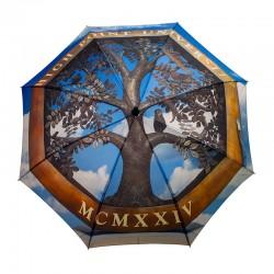 48 Inch Arc Customized Full Color Fashion Umbrellas