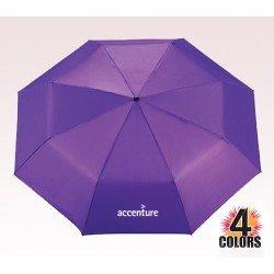 41 inch Arc Custom Logo Umbrellas w/ 4 Colors