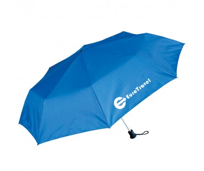 42 Inch Arc Custom Folding Umbrellas w/ 3 Colors