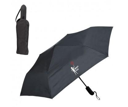 46 Inch Arc Custom Printed Class Dry Folding Umbrellas