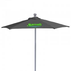 7 Ft Promotional Aluminum/Fiberglass Market Umbrellas