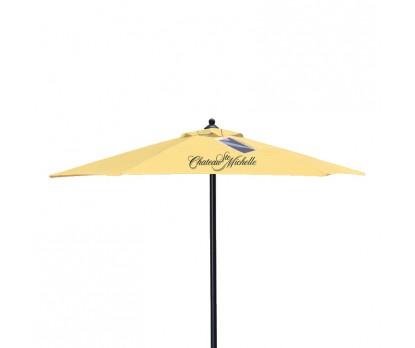 USB Solar Market Umbrellas