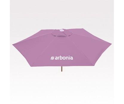 7 Ft Custom Printed Aluminum/Fiberglass Patio Umbrellas