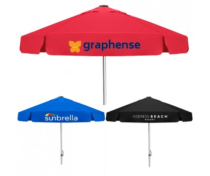 7 Ft Promotional Vented Ultimate Patio Umbrellas
