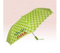 44 Inch Auto Open Custom Printed Umbrellas w/ 5 Colors