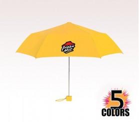 Mini 39 inch Arc Custom Promotional Umbrellas w/ Logo Imprints