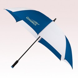 58 Inch Arc Custom Printed Ultra Value Auto Open Golf Umbrellas