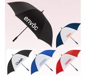 58 Inch Arc Promotional Ultra Value Golf Umbrellas