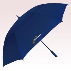 64 Inch Arc Promotional Logo Vented Paramount Golf Umbrellas
