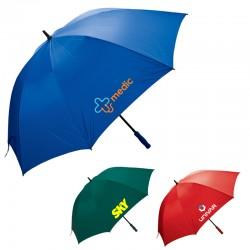 64 Inch Arc Customized Golf Umbrellas