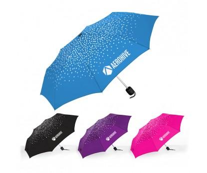 42 Inch Arc Promotional Mini Compact Umbrellas