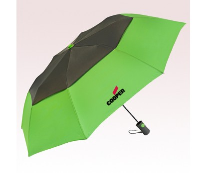 Vented Graphite Crown Umbrellas