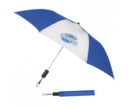 Auto-Open Folding Umbrellas