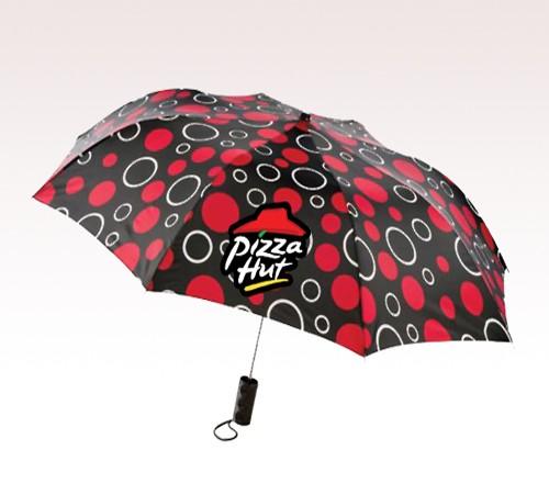 44 inch Auto Open Custom Printed Full Color Umbrellas