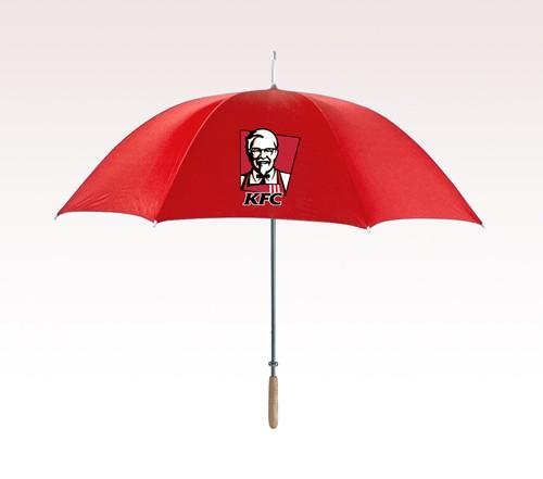 60 inch Arc Customized Golf Umbrellas w/ 17 Colors