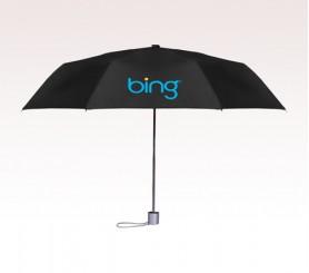 42 inch Arc Custom Printed Umbrellas w/ 5 Colors