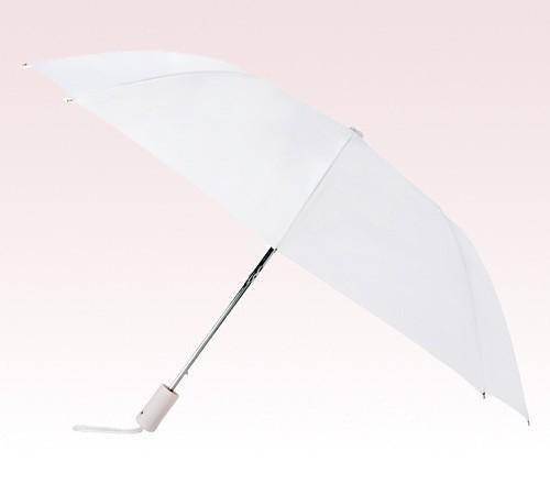 Personalized 43 Wind White Umbrella