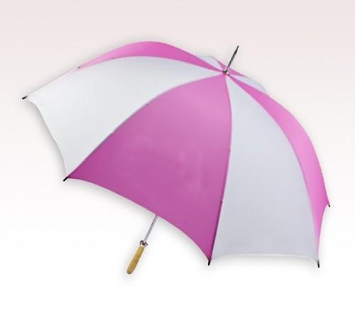 Promotional 60 Golf Pink Umbrella
