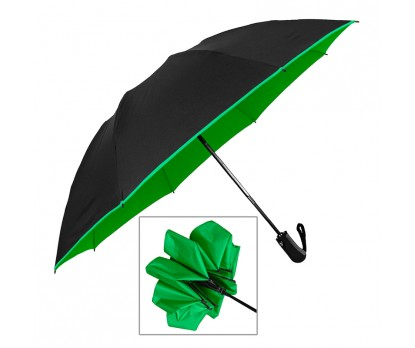 Promotional Color Flip Inverted Folding Umbrellas
