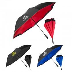 58 Inch Arc Custom Grand Inversa Inverted Umbrellas