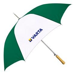 Customized Hunter & White 48 inchArc Auto-Open Fashion Umbrellas