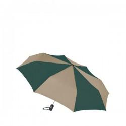 Personalized Forest & Khaki 43 inch Arc Totes Auto-Open/Close Umbrellas