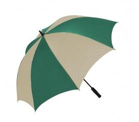 Personalized Forest & Khaki 62'' Arc Pro Golf Umbrellas