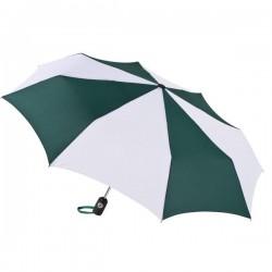 Personalized Forest & White 43 inch Arc Totes Auto-Open/Close Umbrellas