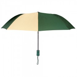 Personalized Hunter & Khaki 43 inch Arc Pakman Umbrellas