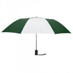Personalized Hunter & White 42 inch Arc Auto Open Folding Umbrellas