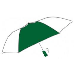Personalized Hunter & White 42 inch Arc Windproof Vented Auto - Open Umbrellas
