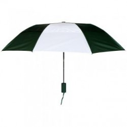 Personalized Hunter & White 43 inch Arc Raindrop Umbrellas